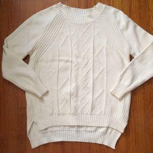 Sweaters - Super soft cream sweater.